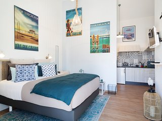 Studio Cayok en maison d hôtes de charme' Villa Elisaia'