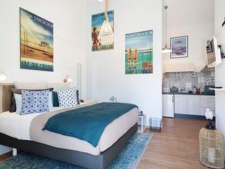 Studio Cayok en maison d hotes de charme' Villa Elisaia'