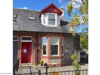 Viewfield No. 8 - A really comfortable 2 bedroom holiday home in Lochgoilhead