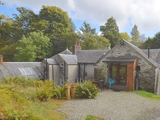 The Saw Mill at Glendaruel - 2 bedroom property with garden views