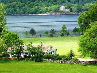 Ardno Cottage by Loch Fyne - Cottage in wonderful rural location overlooking Loc
