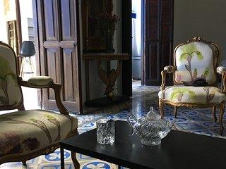 Villa Leonie- elegant and updated home in prime Santiago, historic centro