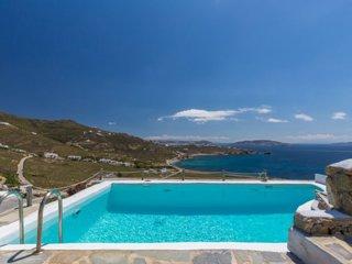Villa 'Chantall' - Seablue Villas Mykonos