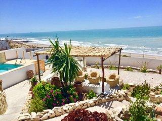 VIlla Jardin de l'Océan, location chambres d'hôtes proche d'Agadir et Taghazout