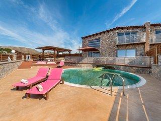 Lindos Seastone Villa A