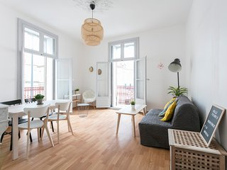 Appartement 3 Chambres Double Beziers Plage