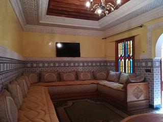 un agréable séjour au coeur de la médina de marrakech