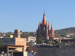 Near Centro and the Magic of San Miguel