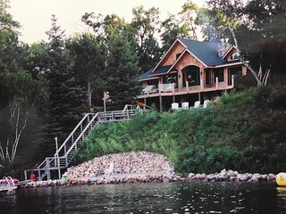 NEW! Lakefront Home w/ Dock, Boat Lift & Views!