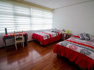 Departamento amplio, comodo e independiente en Quito