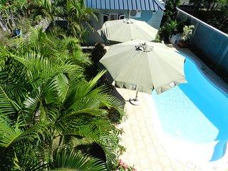 Villa Bois des Nattes (with private pool)
