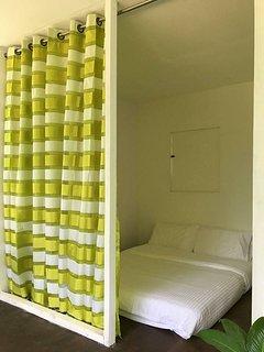 Deluxe queen room for 2..RM90.00nett per night
