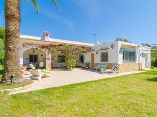 VILA COVETES - Chalet for 7 people in Ses Covetes