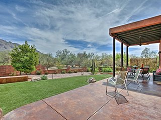 NEW! Award Winning Tucson Home w/ Backyard Patio!