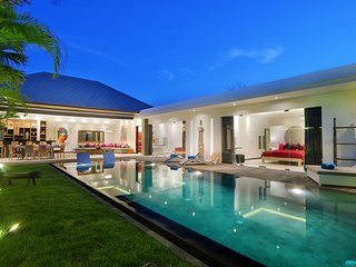 Luxury Unique Private Villa Seminyak with 3BR Private Pool
