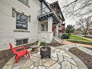 NEW! St. Louis Apt near The Loop & Forest Park!