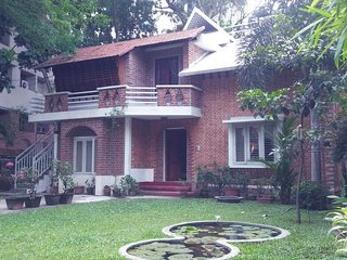 Tagore Homestay Villa - 1st Floor (3-Bedrooms Living Room & Kitchen)