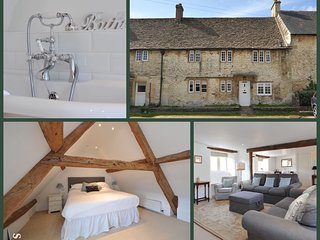 Country House in Beautiful Cotswold Village, Nr Bath (WC)