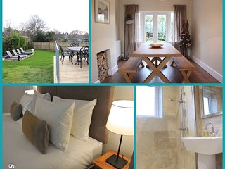 Gorgeous Family Home, Cosy Quiet Retreat Sleeps 5 (CWH)