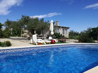 Casa Mariano, country house with airconditioning and private pool
