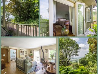 The Hilltop Hideaway, Stunning Views. Nr Bath (HH)