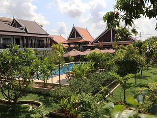 Place to stay and relax in Siem Reap, Cambodia