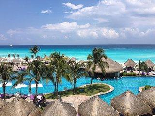Luxury, full service, 4.5 star oceanfront resort in the hotel zone
