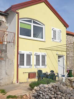 ZADAR (DIKLO), HOUSE FOR 7p WITH SEAVIEW