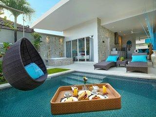 Romantic 1 Bedroom Private Pool Villa in Legian