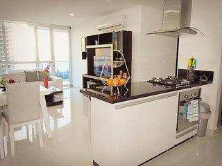 Exclusivo apartamento en Santa Marta