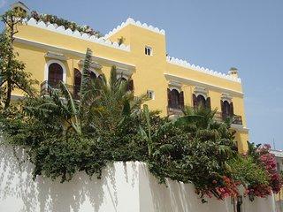 Liebevoll eingerichtetes Appartement Nähe Kasbah/Medina