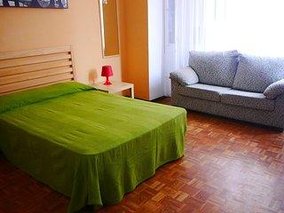 ÚNICA opción 4 camas dobles en CENTRO HISTÓRICO CERCA PLAYAS muy LIMPIO y GRANDE