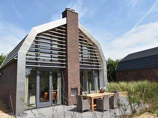Prachtige nieuwe duinvilla met sauna omringd door duinreservaat en nabij zee