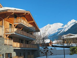 1 bedroom Apartment in La Clusaz, Auvergne-Rhone-Alpes, France : ref 5610576
