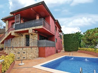 5 bedroom Villa in Tordera, Catalonia, Spain : ref 5547107