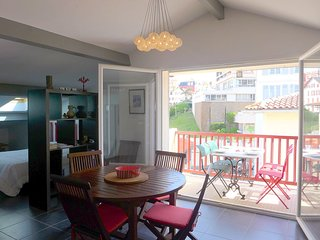 1 bedroom Apartment in Biarritz, Nouvelle-Aquitaine, France : ref 5559205