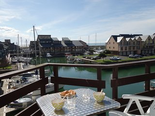 2 bedroom Apartment in Trouville-sur-Mer, Normandy, France : ref 5335183