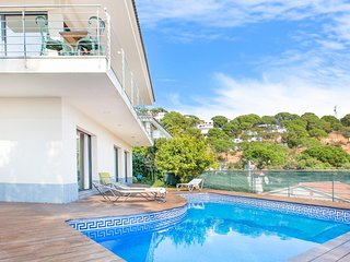 4 bedroom Villa in Lloret de Mar, Catalonia, Spain : ref 5506222