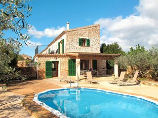 3 bedroom Villa in s'Horta, Balearic Islands, Spain : ref 5610579