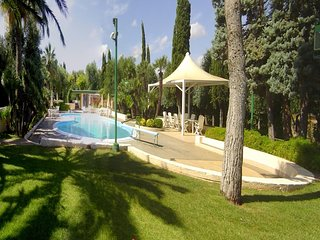 Exclusive Five bedroom, luxury villa with large private pool and close to beach