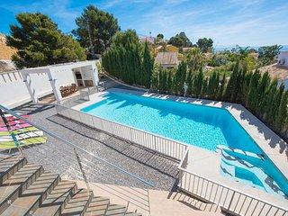 5 bedroom Villa in la Canuta, Valencia, Spain : ref 5505850