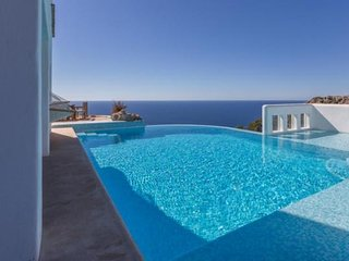 5 bedroom Villa in Na Xamena, Balearic Islands, Spain : ref 5251919