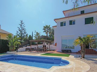 4 bedroom Villa in Sant Cebria de Vallalta, Catalonia, Spain : ref 5545868