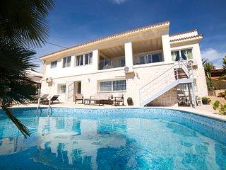 7 bedroom Villa in Calpe, Valencia, Spain : ref 5432272
