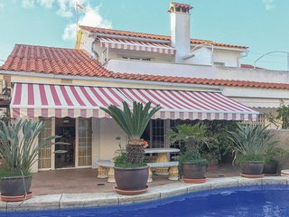 4 bedroom Villa in les Roquetes, Catalonia, Spain : ref 5547700