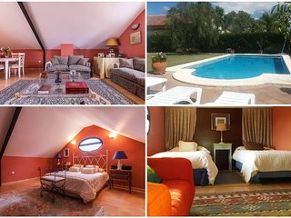 Apartamento 2 dormitorios y piscina