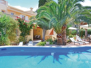 7 bedroom Villa in Cala Blava, Balearic Islands, Spain : ref 5566554