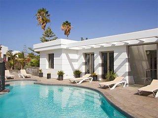 4 bedroom Villa in Puerto del Carmen, Canary Islands, Spain : ref 5455664