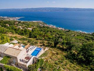 2 bedroom Villa in Krilo, Splitsko-Dalmatinska Županija, Croatia : ref 5610475