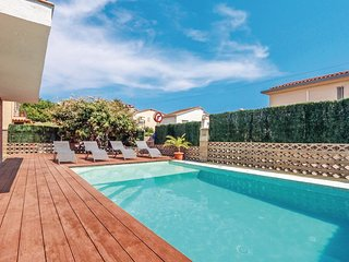 5 bedroom Villa in Pineda de Mar, Catalonia, Spain : ref 5550894